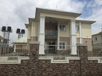 a Newly Built 4 Bedroom Duplex with 1 Bedroom Mini Flat, Oilspring Estate, Lugbe Fha, Lugbe District, Abuja, Detached Duplex for Sale