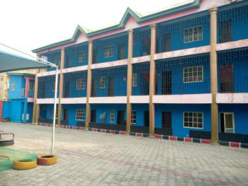 3 Floors, 18 Classrooms, 10 Shops,can Be Used for School, Hotel, Plaza, Olokonla, Ajah, Lagos, School for Sale