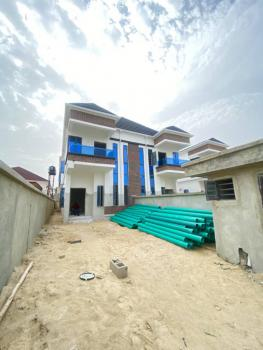 Lovely 4 Bedroom Semi-detached Duplex with a Room Bq, Jakande Axis, Ologolo, Lekki, Lagos, Semi-detached Duplex for Sale