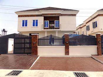 New House in a Gated Estate. 5 Bedroom Fully Detached Duplex & Bq, 2nd Roundabout, Lekki Phase 1, Lekki, Lagos, Detached Duplex for Sale