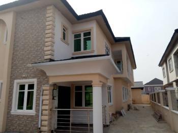 New 4 Bedroom Semi Detached House with Bq, Diamond Estate,, Sangotedo, Ajah, Lagos, Semi-detached Duplex for Rent