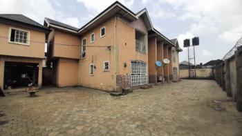 Well Located Semi-detached Duplex, Owoloma Street, Rumuigbo, Port Harcourt, Rivers, Semi-detached Duplex for Sale