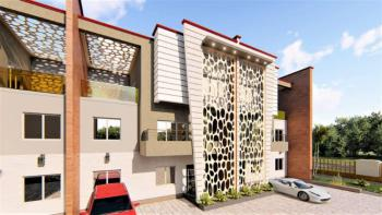 4 Bedrooms Terraced Duplex with a Penthouse, Along Paradise Estate, Life Camp, Abuja, Terraced Duplex for Sale