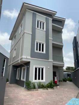 Exquisite Built 5 Bedroom Detached Duplex with Bq, Off Banana Island Road, Ikoyi, Lagos, Detached Duplex for Sale