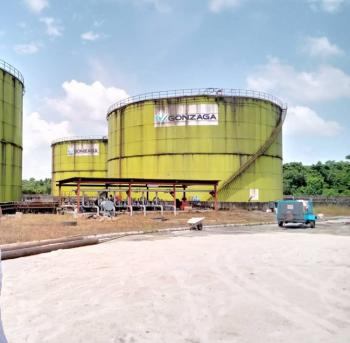 Tank Farm, Off Ubialegbe Road, Off Ugbenu-koko Road, Warri, Delta, Tank Farm for Sale