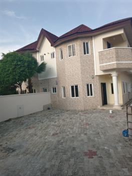 4 Bedrooms Semi Detached Duplex with Mini Flat Bq, Alpha Bay Estate, Off Alpha Beach Road, Igbo Efon, Lekki, Lagos, House for Sale
