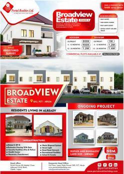 Plots of Land in Beautiful Serenity, Broadview Estate Idu, Idu Station, Idu Industrial, Abuja, Residential Land for Sale