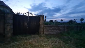 Buildable Standard 3 Plot of Land Fenced with Gate, Oriental Layout, Airport Extension,off Old Airport Rd,thinkers Corner, Enugu, Enugu, Residential Land for Sale