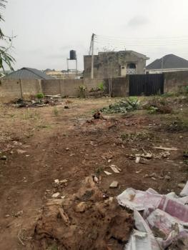 a Plot of Land with Fence and Gated, Opp Alheri Hotel at Akala Express Way, Ibadan, Oyo, Residential Land for Sale