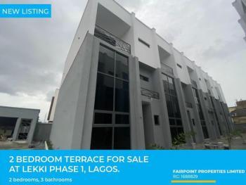 Luxury 2 Bedroom Terrace, Lekki Phase 1, Lekki, Lagos, Terraced Duplex for Sale