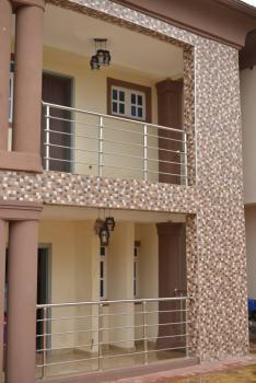 Twin 4 Bedrooms Duplex with 2 Room Bq, Ropo Adeniran Street, Akala Estate, Akobo, Ibadan, Oyo, Block of Flats for Sale