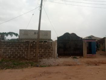 Two Sets of Uncompleted Linted Leveling on a Full Plot of Land, Gbagobi Street Off Ayetoro, Ado-odo/ota, Ogun, Block of Flats for Sale