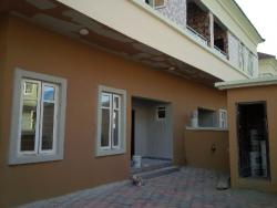 Well Finished Brand New 4 Bedroom Semi-detached Duplex With Boys Quarters, Ikota Villa Estate, Lekki, Lagos, 4 bedroom, 6 toilets, 5 baths Semi-detached Duplex for Sale