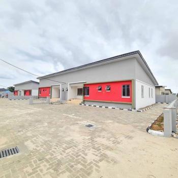 Two Bedroom Semi Detached Bungalow, Awoyaya, Ibeju Lekki, Lagos, Semi-detached Bungalow for Sale