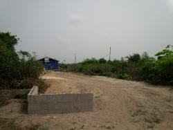 One Plot Of Partly Fenced Dry Land, Ibeju Lekki, Lagos, Mixed-use Land for Sale