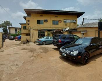 a 4 Bedroom Flat, Upstairs with Bq, Palmgrove Estate, Ilupeju, Lagos, Flat for Sale