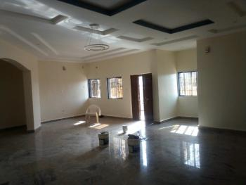 Super Spacious Fully Serviced 3 Bedrooms, Navy Quarters, Tarred Road, Jahi, Abuja, Flat for Rent