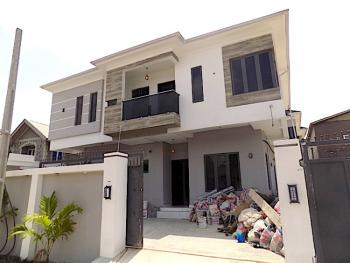 New House in a Gated Estate 5 Bedroom Fully Detached with Bq, Agungi, Jakande, Lekki, Lagos, Detached Duplex for Sale