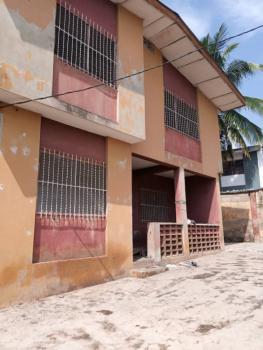 a Block of 4 Flat of 3 Bedroom Each, Dele Ojo Street, Felele Rab, Challenge, Ibadan, Oyo, Block of Flats for Sale