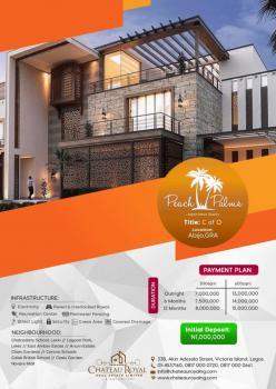 Residential Land, Gra Ajah, Abijo, Lekki, Lagos, Residential Land for Sale