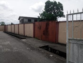 10 Plots of Table Land Fenced and Gated in a Serene and Secured Estate, Bendel Estate, Warri, Delta, Residential Land for Sale