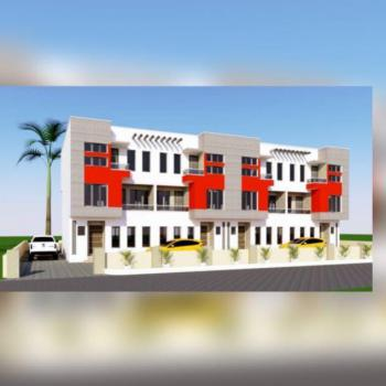 4 Units of 4 Bedrooms Terraced House with Bq, Agungi, Lekki, Lagos, Terraced Duplex for Sale