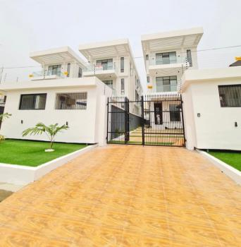 5 Bedroom Fully Detached Duplex with a Room Bq, Lekki, Lekki Phase 1, Lekki, Lagos, Detached Duplex for Sale