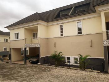 Excellent 5 Bedroom Semi Detached Townhouse(with Penthouse), River Valley Estate, Ojodu, Lagos, Detached Duplex for Sale