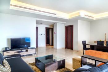 Exquisite Three Bedrooms Apartment, Ahmadu Bello Way, Victoria Island, Eko Atlantic City, Lagos, Flat Short Let