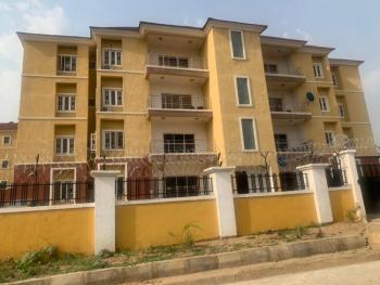 Spacious 3 Bedroom Apartment, Guzape District, Abuja, Block of Flats for Sale