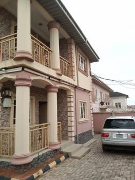 Lovely 3 Bedroom Flat, Gateway Zone, Gra Phase 1, Magodo, Lagos, Flat for Rent