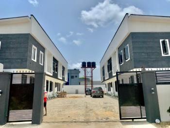 Luxury 4 Bedrooms Terrace, Crown Terraces, 1 Minute Drive From Novare Mall, Sangotedo, Ajah, Lagos, Terraced Duplex for Sale