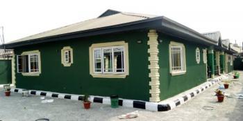 Newly Built Twin 3 Bedrooms Flat, Ashimolowo, Mowe Town, Ogun, Block of Flats for Sale