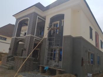 Newly Built Superb 5 Bedroom Duplex with 2 Bedrooms Bq & Swimming Pool, Gwarinpa 2, Karsana, Abuja, House for Sale