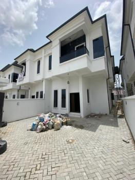 Charming Newly Built 4 Bedroom Semi Detached Duplex with Bq, Chevron, Lekki, Lagos, Semi-detached Duplex for Sale