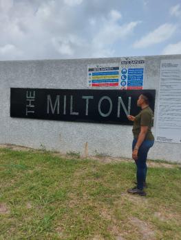 Land, The Milton Estate, Beside Coscharis Motors, Awoyaya, Ibeju Lekki, Lagos, Residential Land for Sale