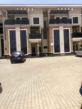 Sexy Luxurious 4 Bedroom Duplex with a Bq, Gilmore, Jahi, Abuja, Terraced Duplex for Rent