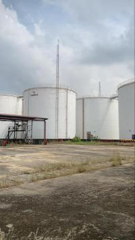 Very Standard & High Quality Tank Farm Available, Ibafon Coconut, Apapa, Lagos, Tank Farm for Sale