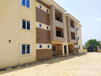 Luxury 3 Bedroom Flat with Bq in a Clean Location, Life Camp, Abuja, Flat for Rent