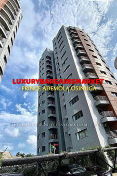 Fantastic 4 Bedroom Penthouse Apartment on an Entire Floor, Old Ikoyi, Ikoyi, Lagos, Flat for Sale