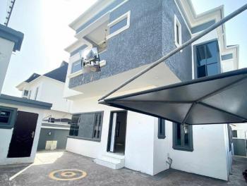 Tastefully Finished 4 Bedrooms Fully Detached Duplex, Off Orchid Road, Lafiaji, Lekki, Lagos, Detached Duplex for Sale