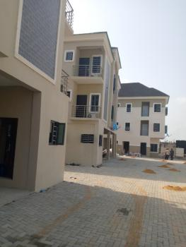 3 Bedroom with Swimming Pool, Water Treatment Plant and 24 Hours Light, Ikota Villa Estate, Lekki Phase 2, Lekki, Lagos, Flat for Rent