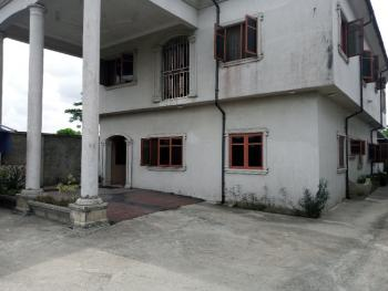 Topnotch 5 Bedroom Duplex with Service Quarters in a Serene Environment, Opposite Uba, Off Pti Road, Warri, Delta, Detached Duplex for Sale