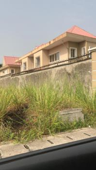 Strategic 1000ms Cornerpiece Plot with Building Approval Facing Expresway, Beside Stillwater Garden By Meadow Hall, Ikate, Lekki, Lagos, Mixed-use Land for Sale