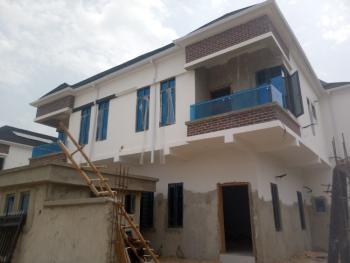 Luxury 4  Bedroom Semi Detached with Bq, Ologolo, Lekki, Lagos, Semi-detached Duplex for Sale