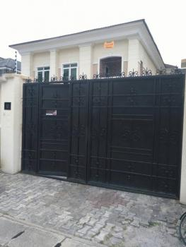 5 Bedrooms Fully Detached House with a Study and 2 Room Bq, Off Wole Olateju Street a Series., Lekki Phase 1, Lekki, Lagos, Detached Duplex for Sale