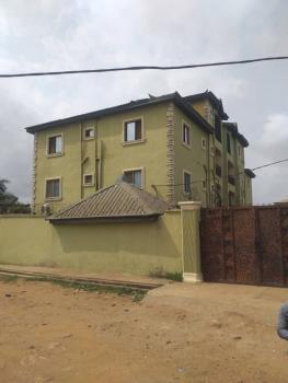 7 Flats of 3 Bedroom Flat in a Serene Environment Close to The Express, Omark Busstop, Akesan Off Lasu Isheri Expressway, Igando, Alimosho, Lagos, Block of Flats for Sale