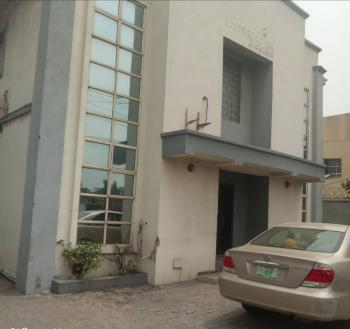 a Commercial Building on Two (2) Floors, Herbert Macauley Way, Alagomeji, Yaba, Lagos, Office Space for Sale