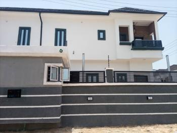 Newly Built 4 Bedroom Semi Detached Duplex with Bq Available, Ikota Villa Estate, Ikota, Lekki, Lagos, House for Rent