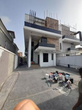 Massive 5 Bedroom Detached Duplex Plus Bq,  Swimming Pool, Off Hakeem Dickson Street, Lekki Phase 1, Lekki, Lagos, Detached Duplex for Sale